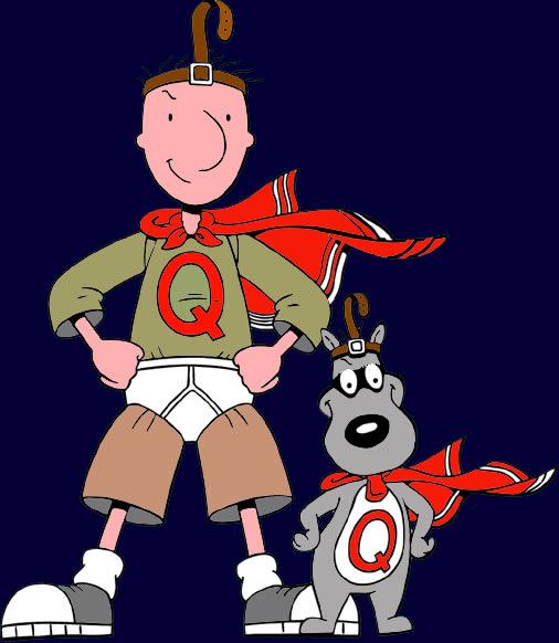 Doug Nickelodeon Characters Costumes Doug had friends that gave the Quailman Doug Funnie