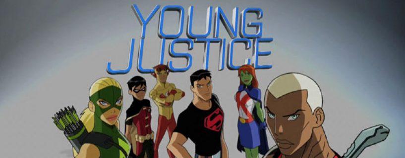 Young Justice – WB sneak peak