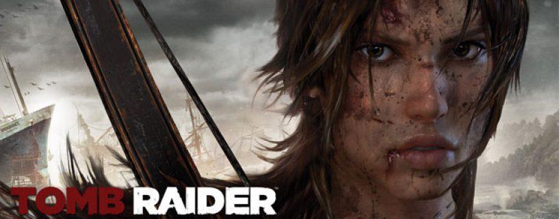 Tomb Raider – debut trailer