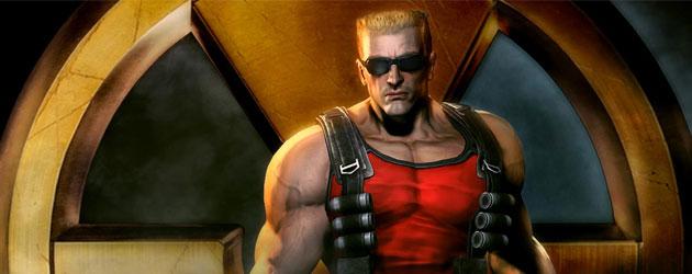 Duke Nukem Forever arriving