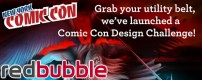 Fancy having your own design featured at New York Comic Con? Of course you do.