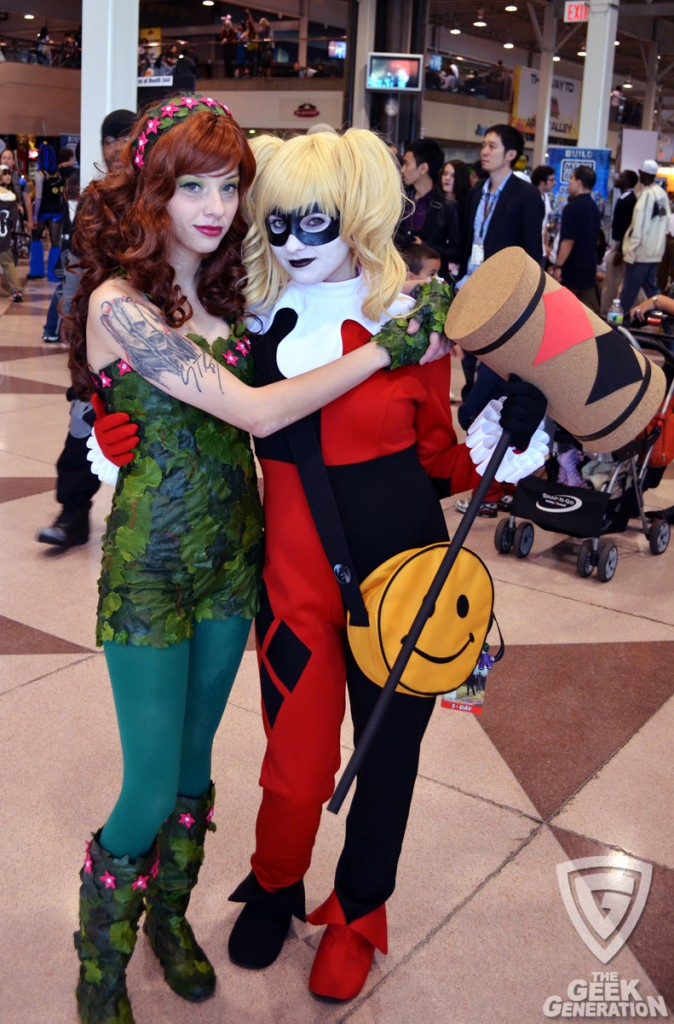 NYCC 2011 - Harley and Ivy