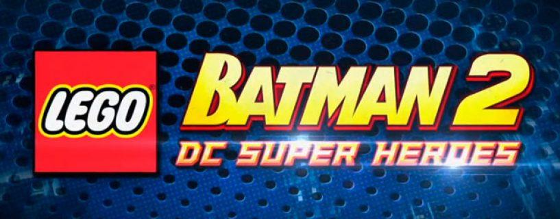 LEGO Batman 2: DC Super Heroes – reveal trailer
