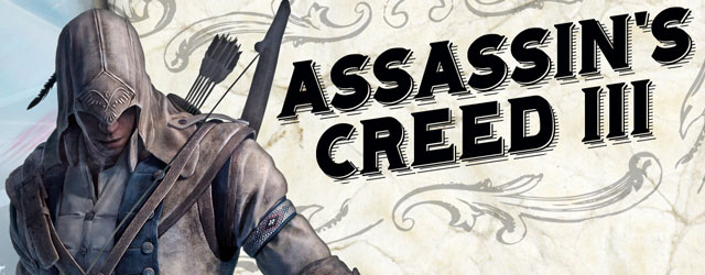 The World Premiere Gameplay Trailer of Assassin's Creed III is finally here.