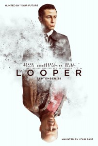 Looper - teaser poster