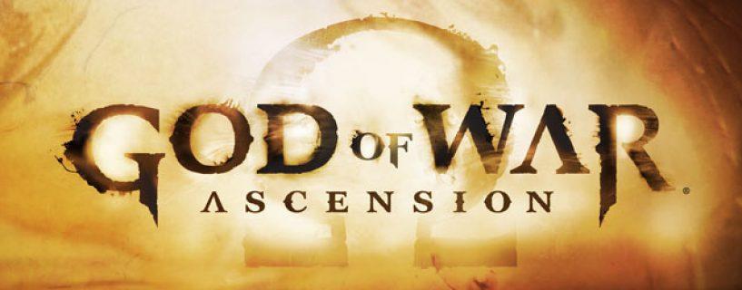God of War: Ascension – E3 demo and details