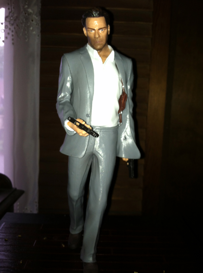 Max Payne 3 The Special Edition Unboxing The Geek