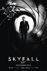 Skyfall - teaser poster
