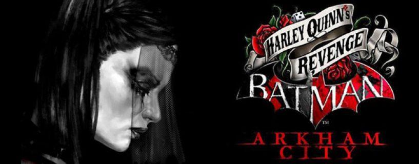 Batman: Arkham City – Harley Quinn's Revenge DLC trailer