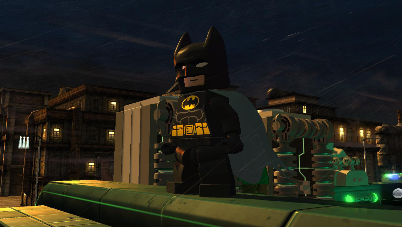LEGO Batman 2: DC Super Heroes - game review | The Geek ...