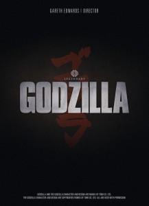 Godzilla - teaser poster