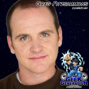 Greg Fitzsimmons - The Geek Generation