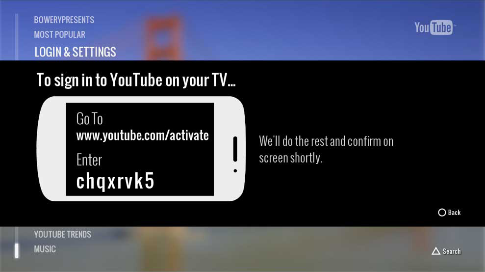 Youtube com activate click for details youtube activate on apple tv