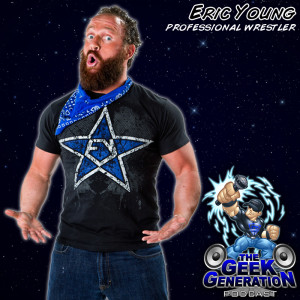 Showtime Eric Young - The Geek Generation