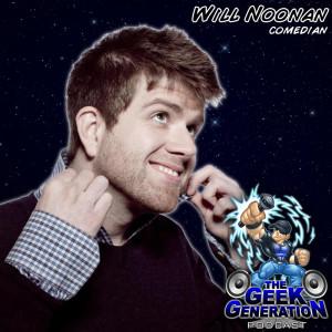 Will Noonan - The Geek Generation