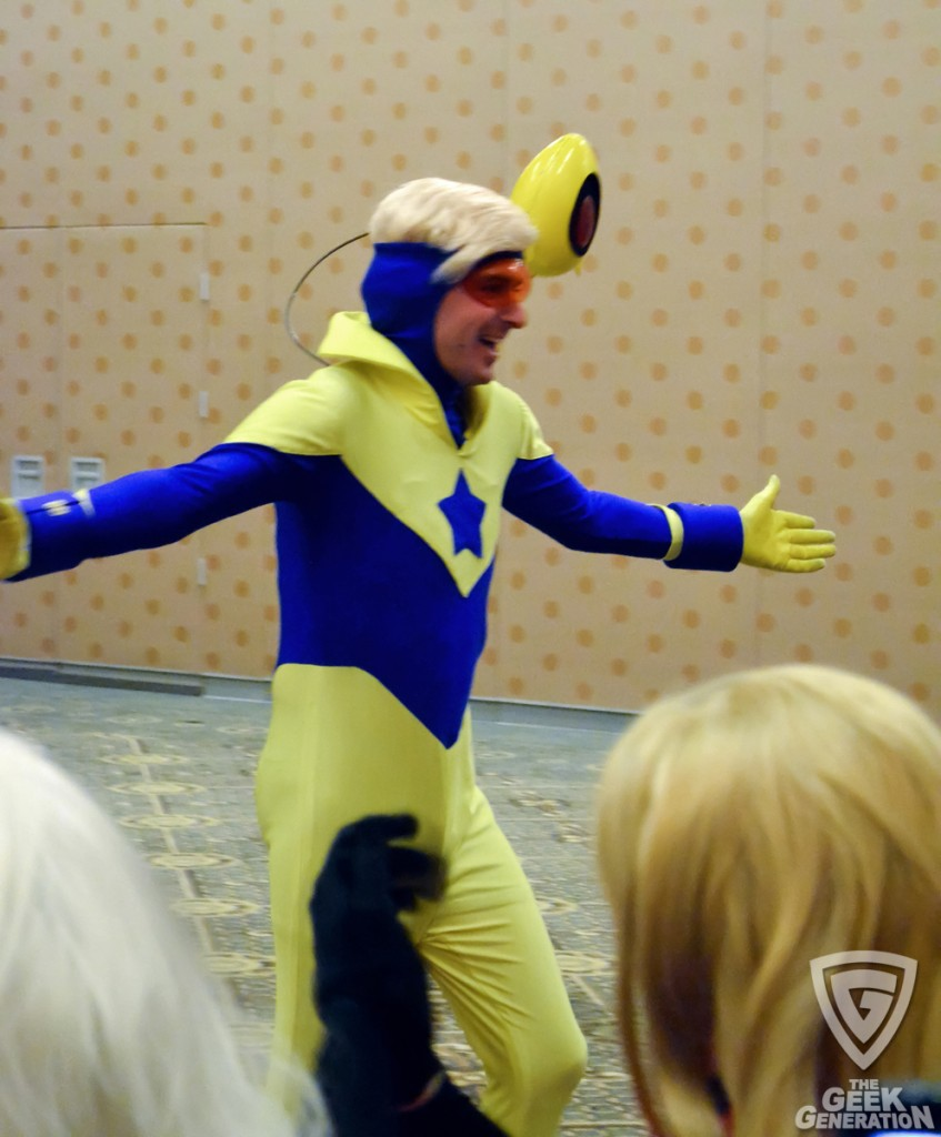 RICC 2012 - booster gold