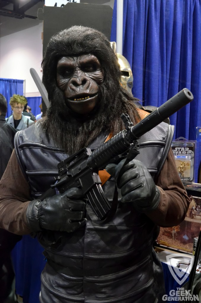 RICC 2012 - planet of the apes