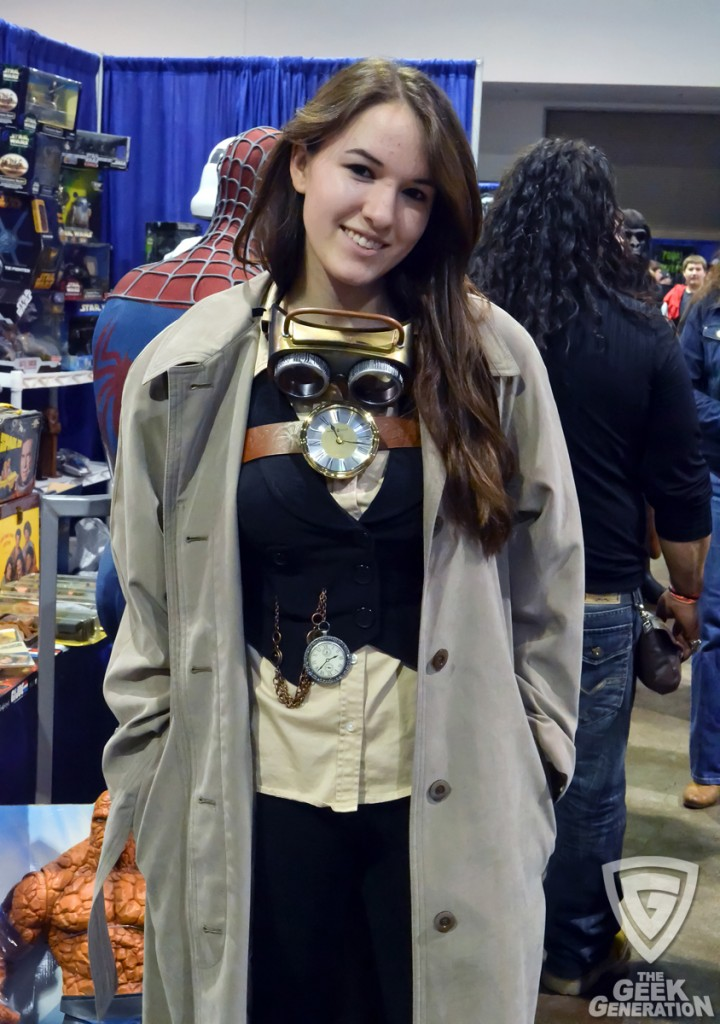 RICC 2012 - steampunk trenchcoat