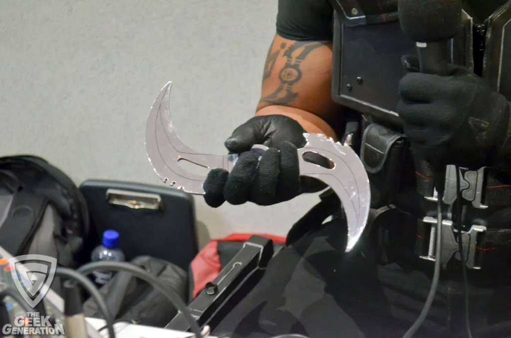 RICC - Ep 108 - Blade detail - blade