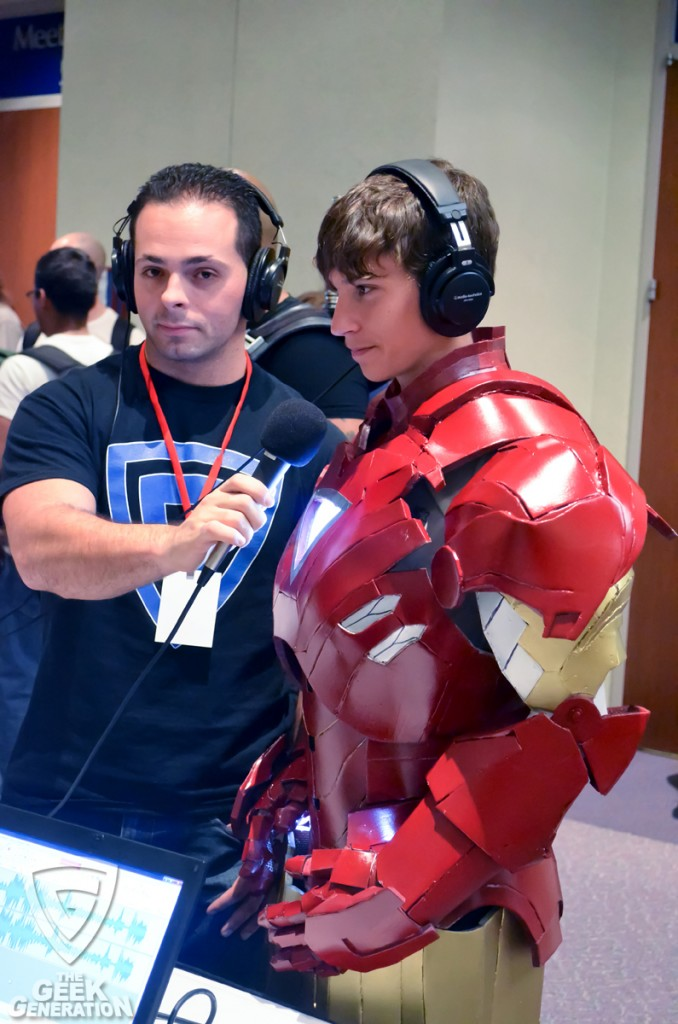 RICC - Ep 108 - Iron Man and Mike