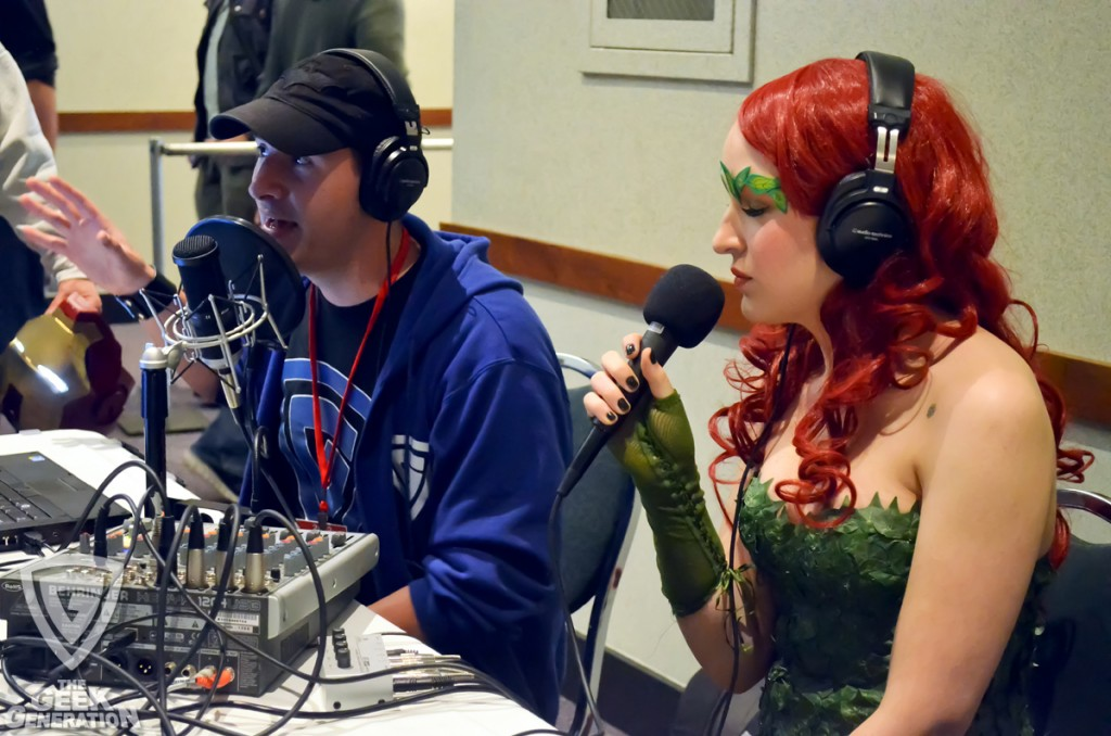 RICC - Ep 108 - Poison Ivy and Rob
