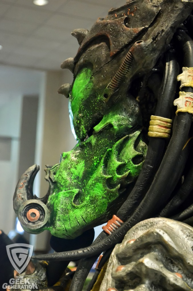 RICC - Ep 108 - Predator detail - mask