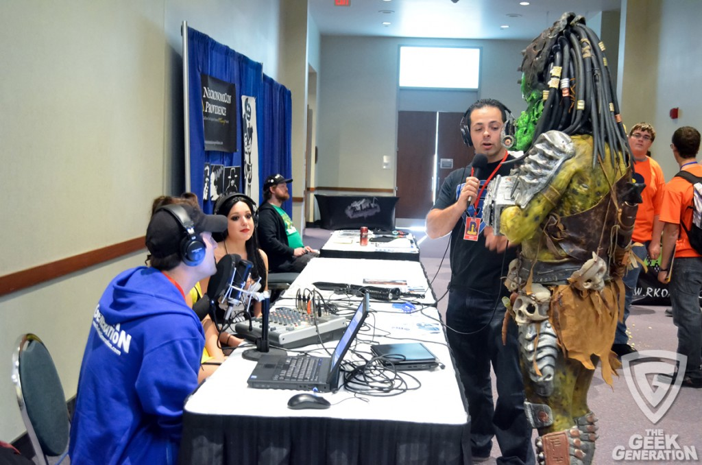 RICC - Ep 108 - Rob and Mike and Silk Spectre and Punisher and Predator 1