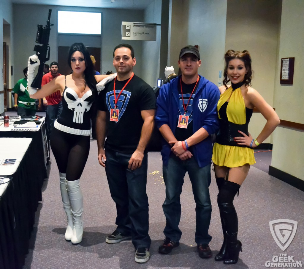 RICC - Ep 108 - Rob and Mike and Silk Spectre and Punisher - full