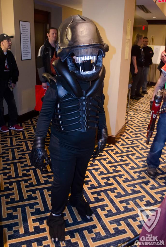 SMF 2012 - Alien