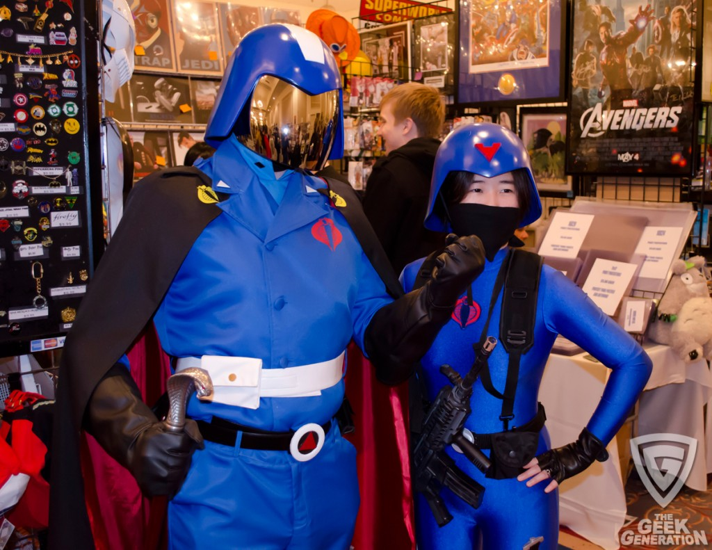 SMF 2012 - Cobra Commander