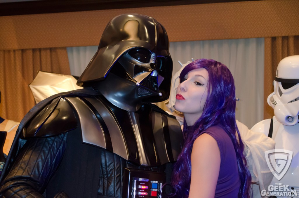 SMF 2012 - Psylocke and Vader