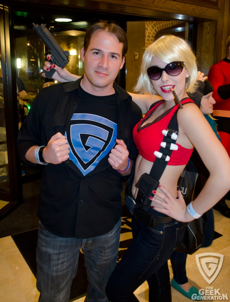 SMF 2012 - Rob and Liana