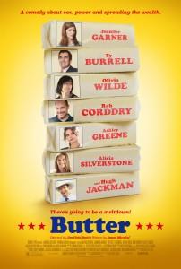 Butter - poster