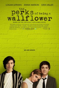 The Perks of Being a Wallflower - poster