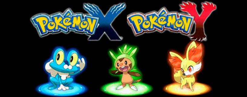Pokémon X and Y – E3 2013 trailer