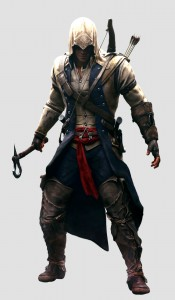 Assassin's Creed 3 - Connor render