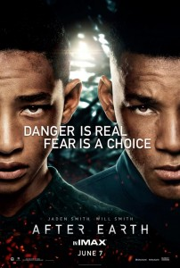 After Earth - poster