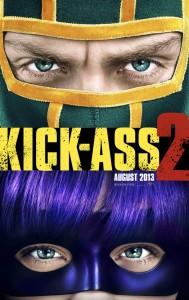 Kick-Ass 2 - teaser poster