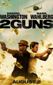 2 Guns - teaser poster