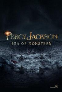 Percy Jackson Sea of Monsters - teaser poster