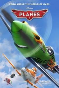 Planes - teaser poster