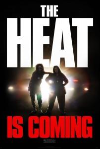The Heat - teaser poster