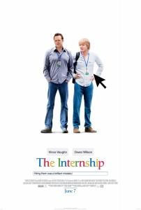 The Internship - poster