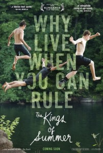 The Kings of Summer - poster