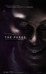 The Purge - poster