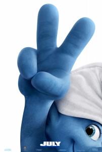The Smurfs 2 - teaser poster