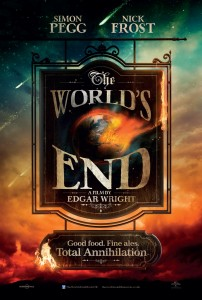 The Worlds End - teaser poster