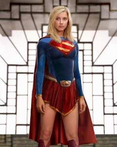 Amber Heard as Supergirl