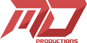 MegaDudes Productions - logo