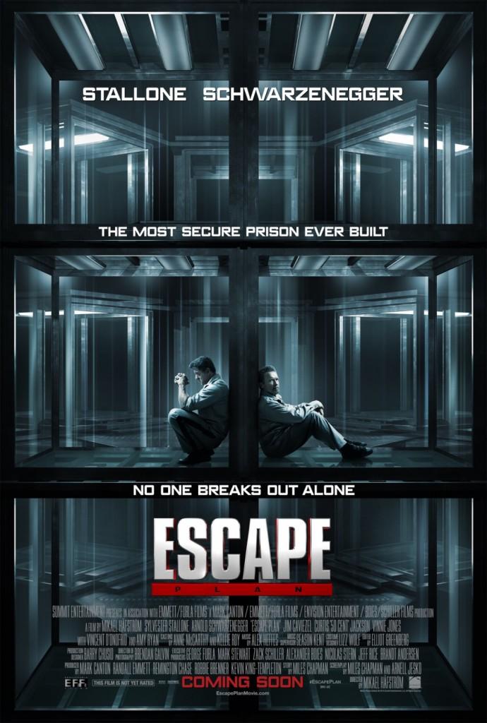 Escape Plan - poster